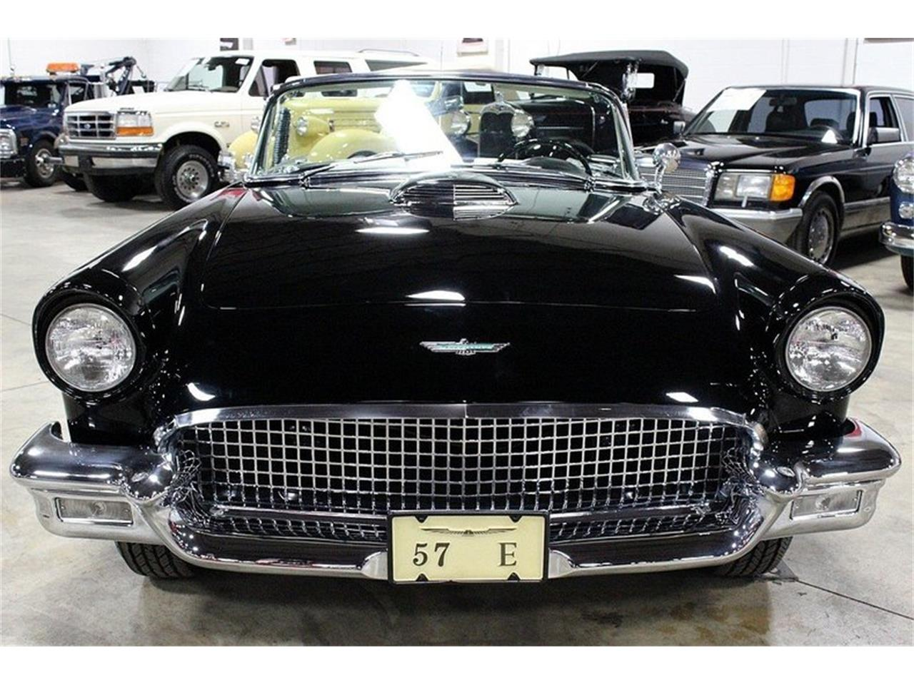 Large Picture of '57 Thunderbird located in Michigan - $72,900.00 Offered by GR Auto Gallery - KPV7