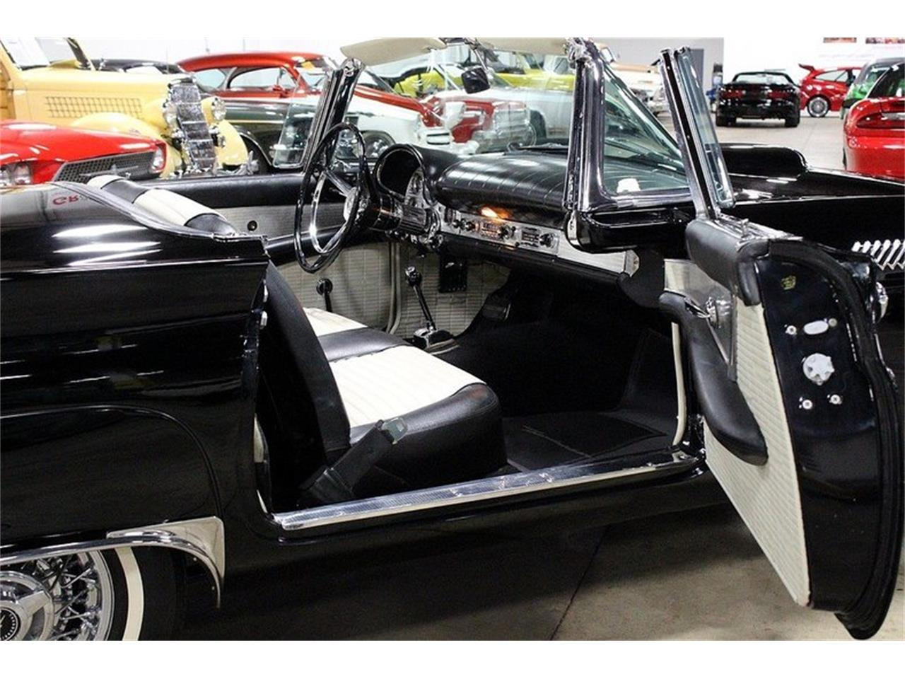 Large Picture of Classic '57 Ford Thunderbird located in Kentwood Michigan Offered by GR Auto Gallery - KPV7
