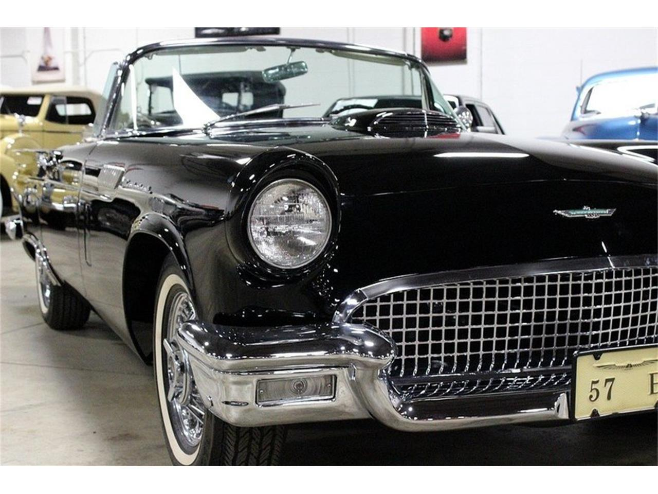 Large Picture of Classic 1957 Thunderbird located in Kentwood Michigan - $72,900.00 - KPV7
