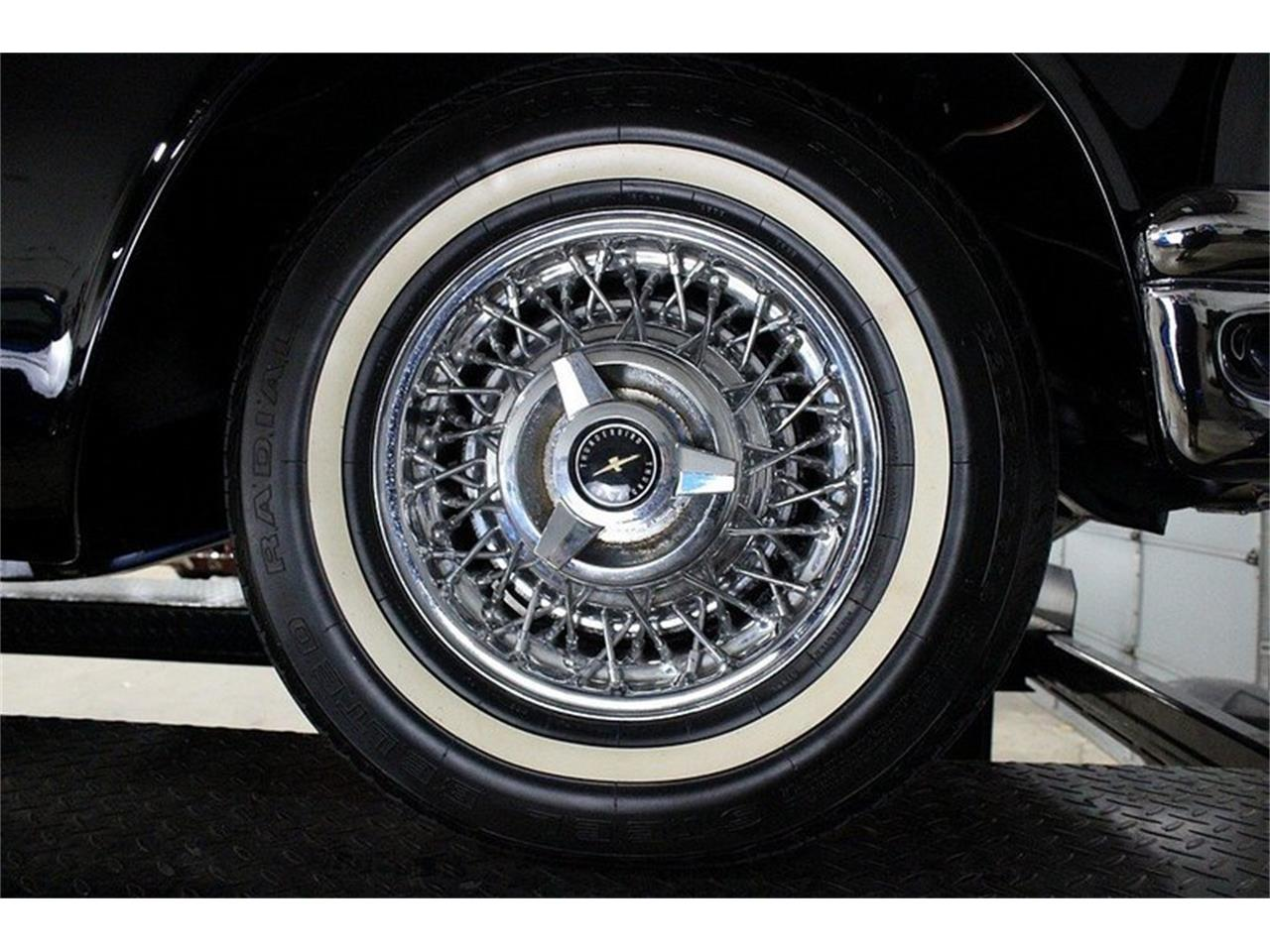 Large Picture of Classic 1957 Thunderbird located in Kentwood Michigan Offered by GR Auto Gallery - KPV7