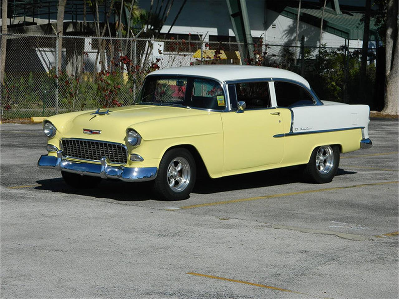 1955 Chevrolet Bel Air 2 Door Post in Fort Lauderdale, Florida