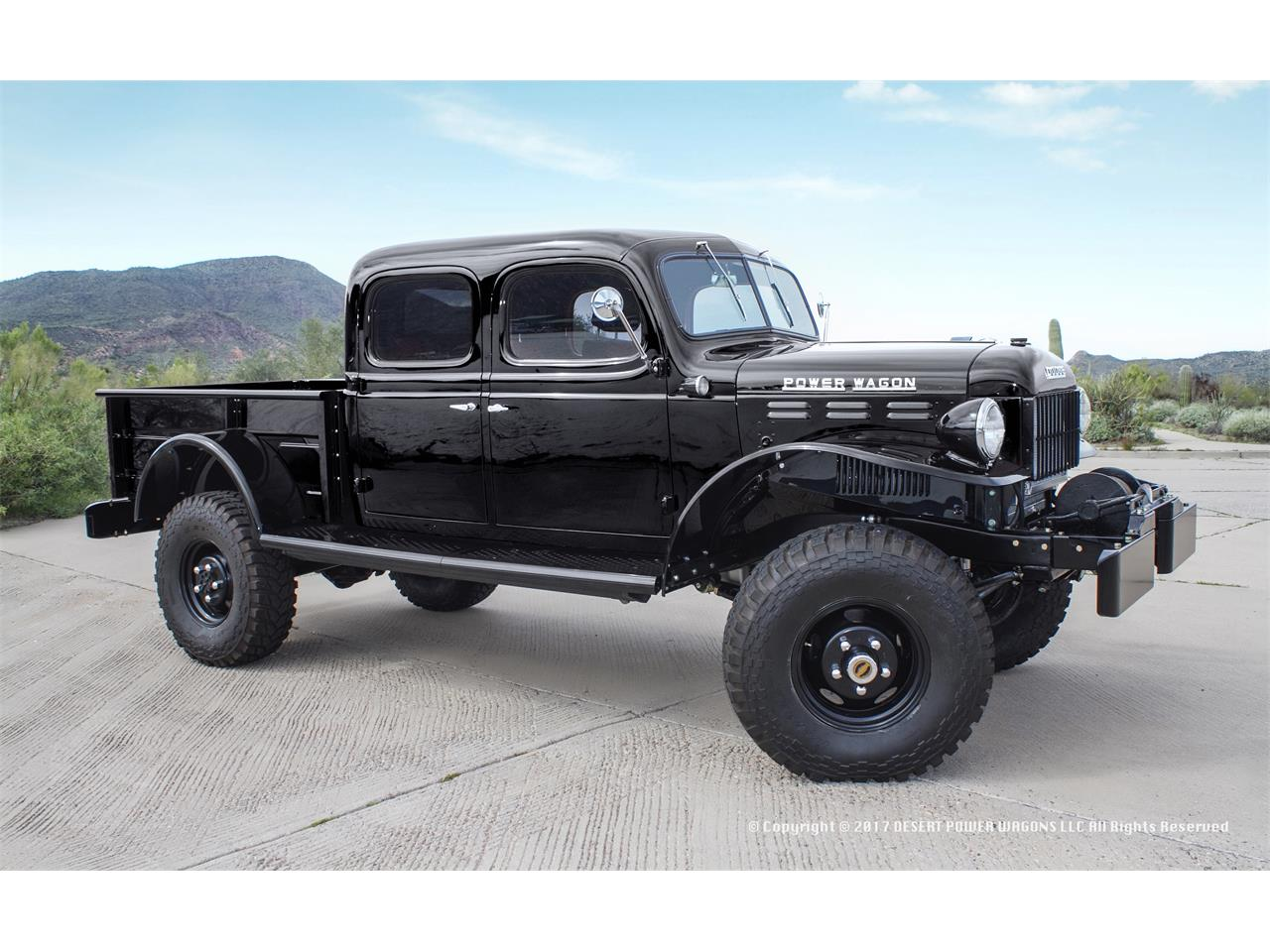 1955 Dodge Power Wagon For Sale Classiccars Com Cc 966676