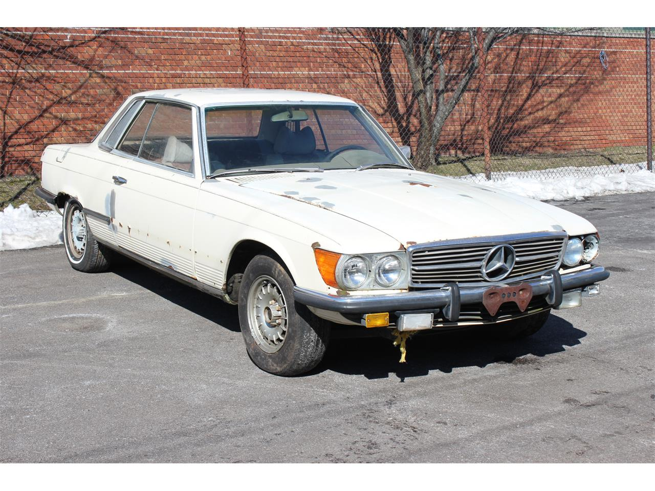 Large Picture of Classic '73 Mercedes-Benz 350 SLC - $4,950.00 Offered by MB Vintage Cars Inc - KPWG