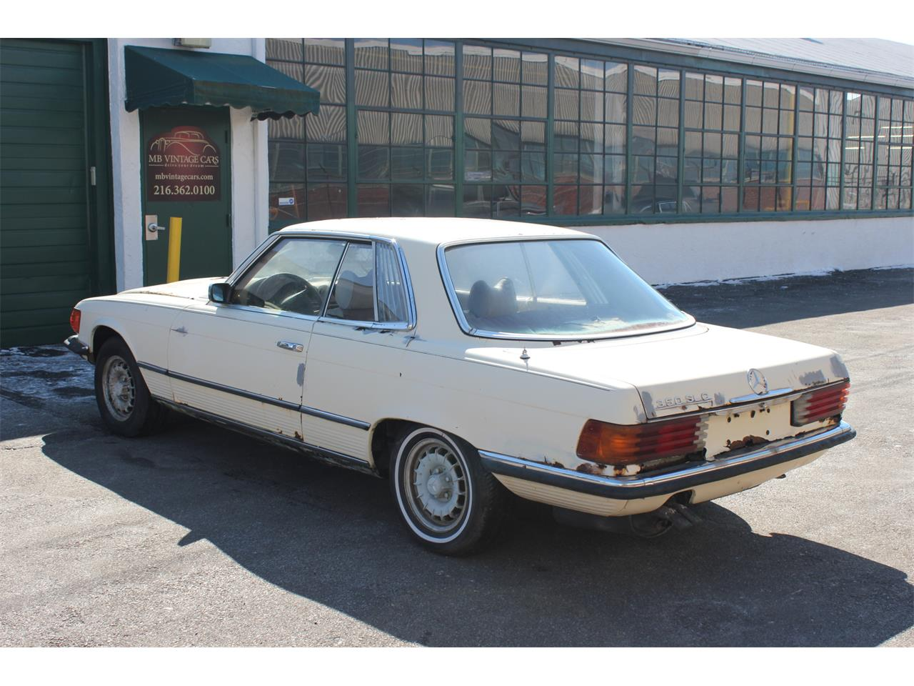 Large Picture of Classic '73 Mercedes-Benz 350 SLC located in Ohio - $4,950.00 - KPWG
