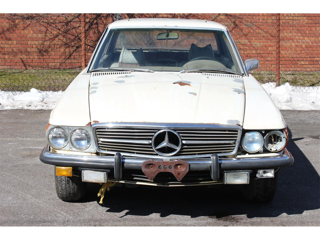 Large Picture of Classic 1973 Mercedes-Benz 350 SLC located in Cleveland Ohio Offered by MB Vintage Cars Inc - KPWG