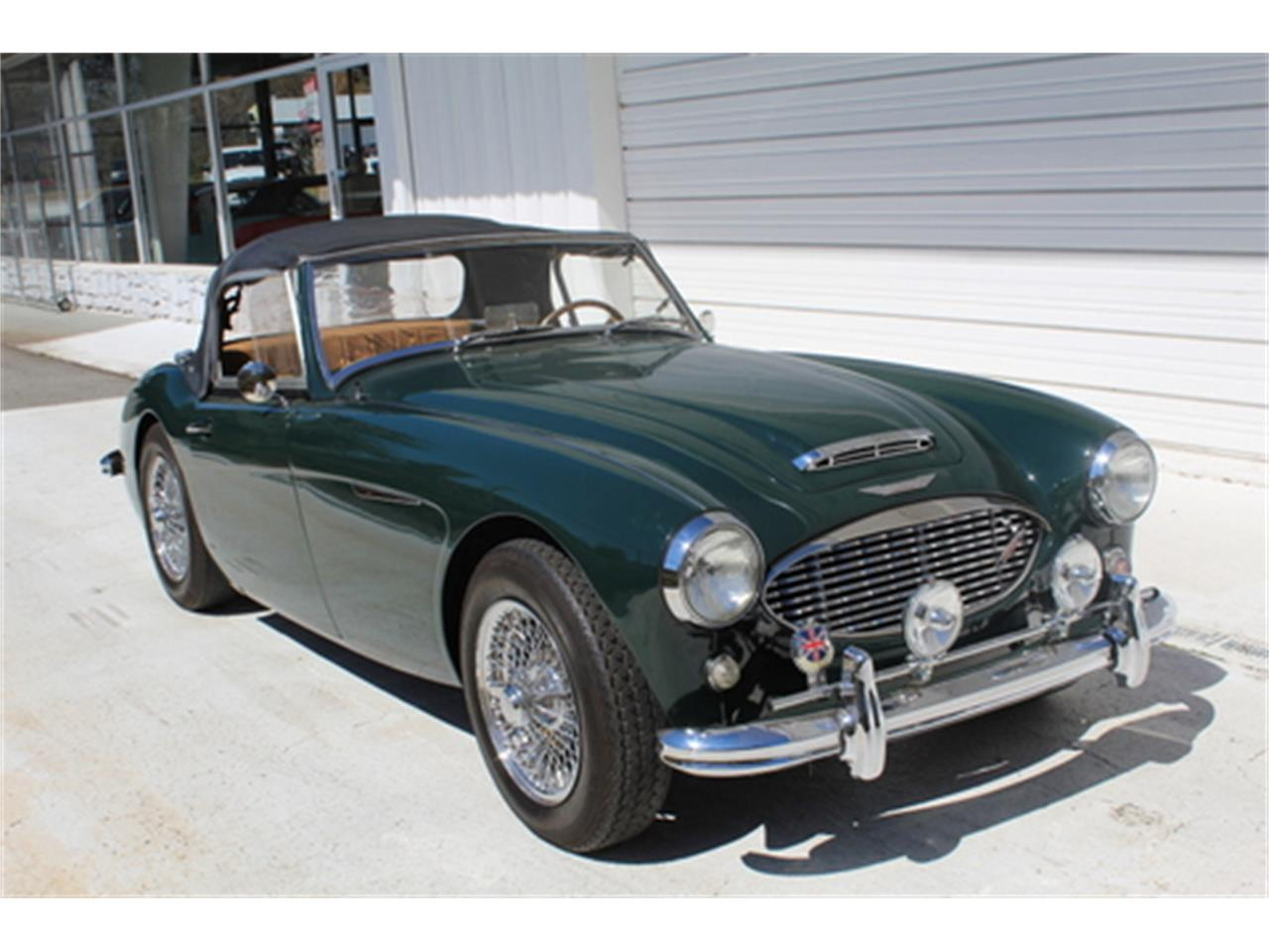 Large Picture of Classic '61 Austin-Healey 3000 Mk I BT7 Offered by Fraser Dante - KPWR
