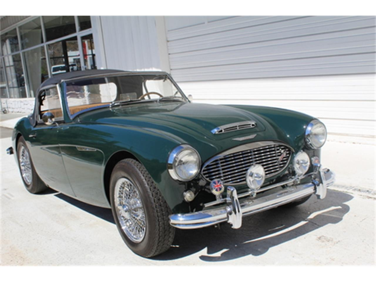 Large Picture of 1961 3000 Mk I BT7 located in Roswell Georgia - $66,950.00 Offered by Fraser Dante - KPWR