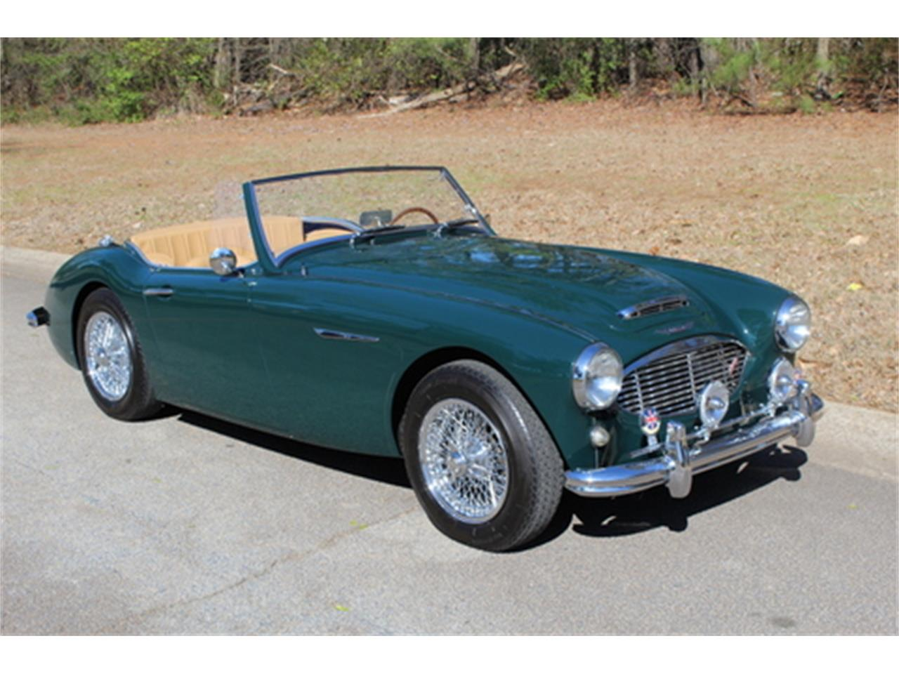 Large Picture of 1961 Austin-Healey 3000 Mk I BT7 - KPWR