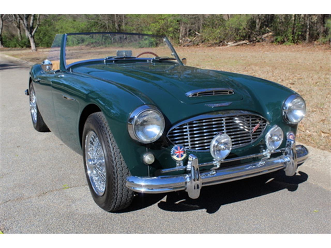 Large Picture of 1961 Austin-Healey 3000 Mk I BT7 located in Georgia - $66,950.00 Offered by Fraser Dante - KPWR
