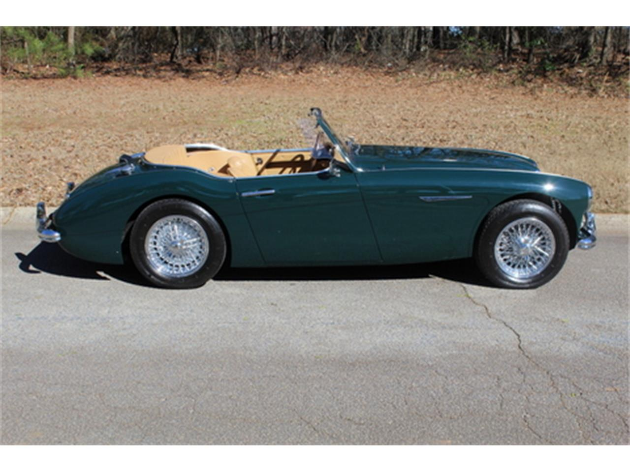 Large Picture of '61 Austin-Healey 3000 Mk I BT7 located in Roswell Georgia Offered by Fraser Dante - KPWR