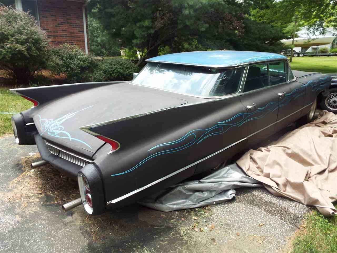 Large Picture of \u002760 DeVille - KPXV & 1960 Cadillac DeVille for Sale | ClassicCars.com | CC-966739