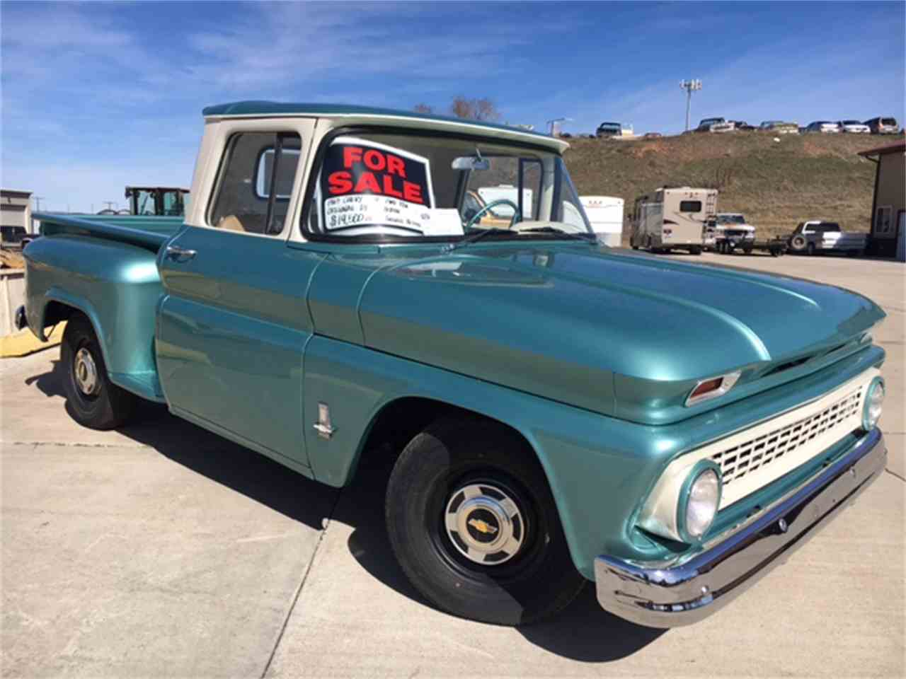 1963 chevrolet c k 10 for sale cc 966745. Black Bedroom Furniture Sets. Home Design Ideas