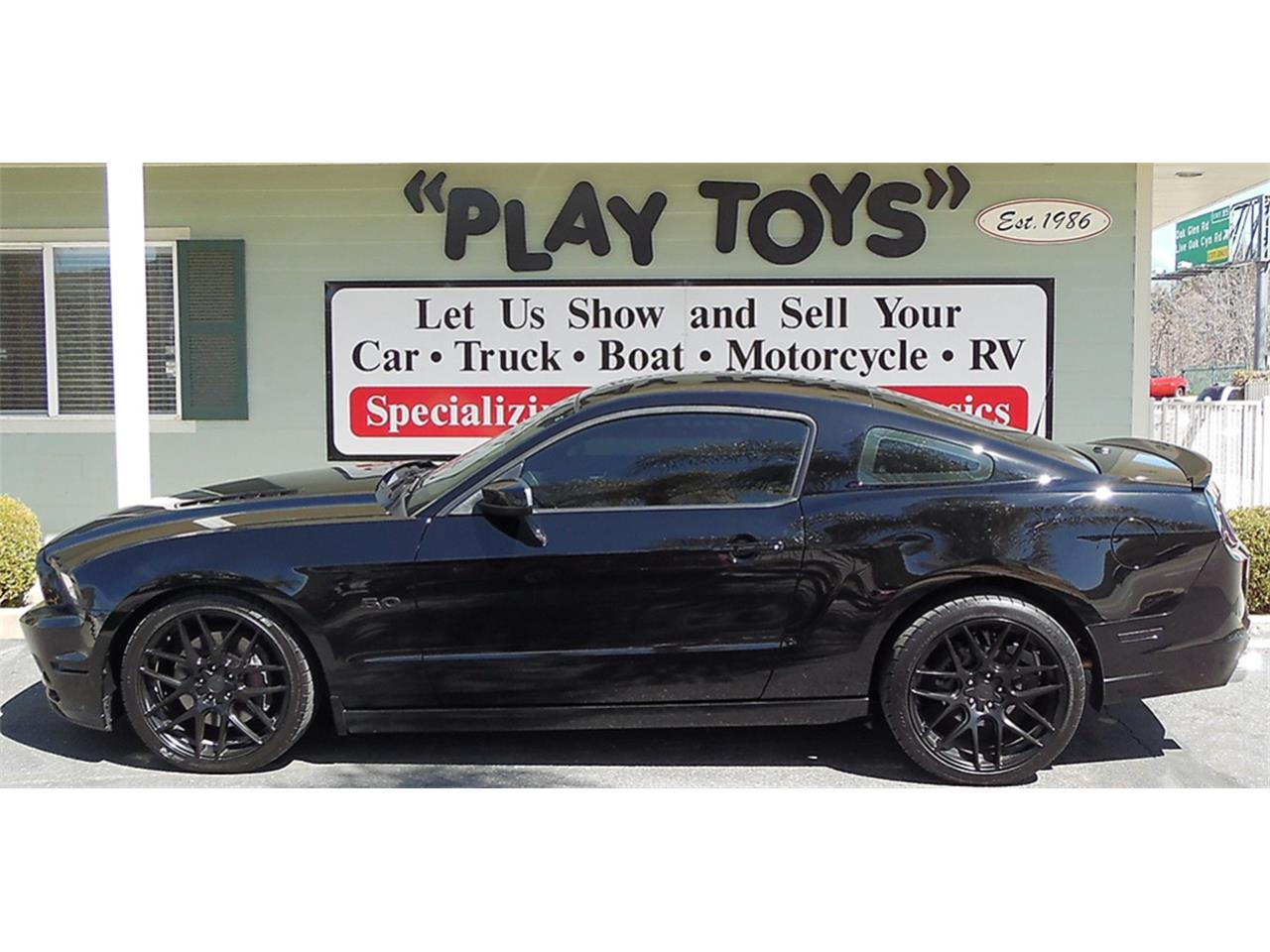 Large Picture of '13 Mustang GT - KPYQ