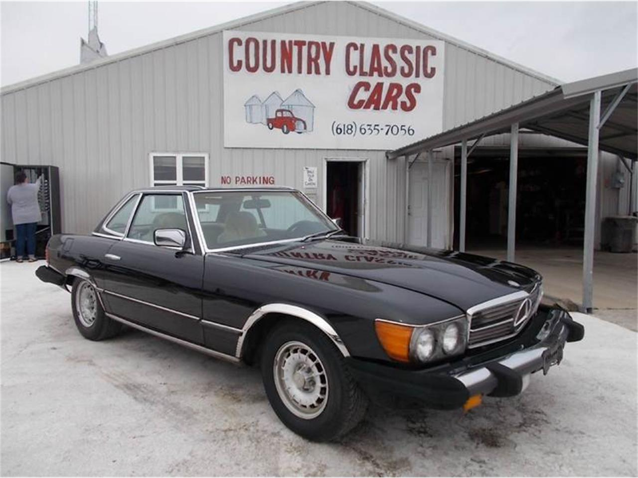 Large Picture of '84 SL-Class - KPYU