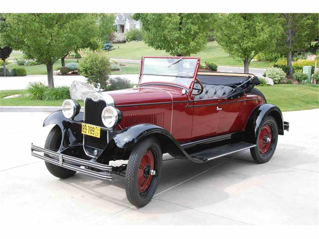 1928 chevrolet roadster for sale cc 966810. Black Bedroom Furniture Sets. Home Design Ideas