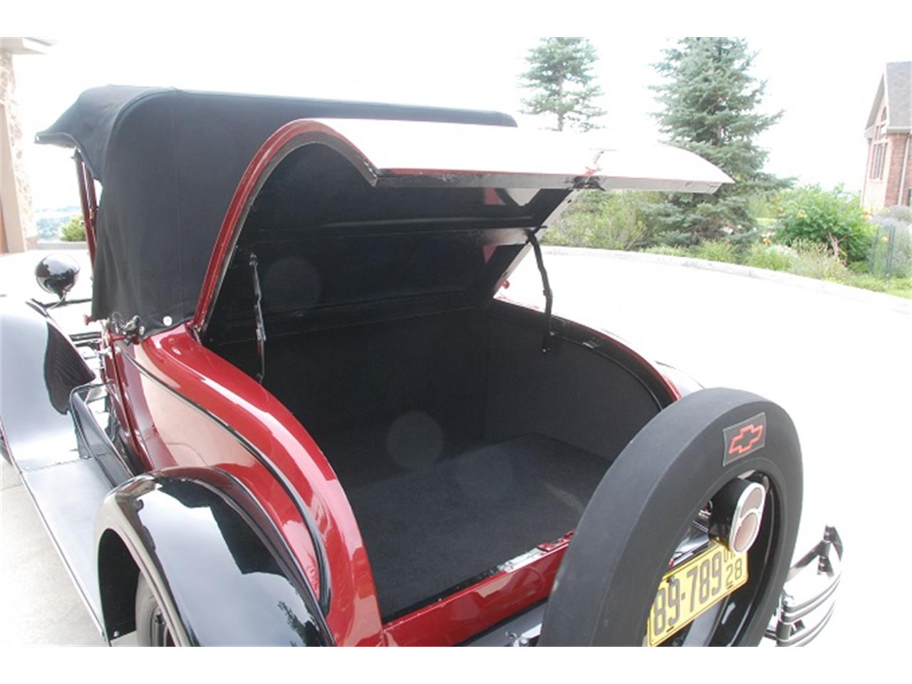 Large Picture of '28 Roadster - KPZU