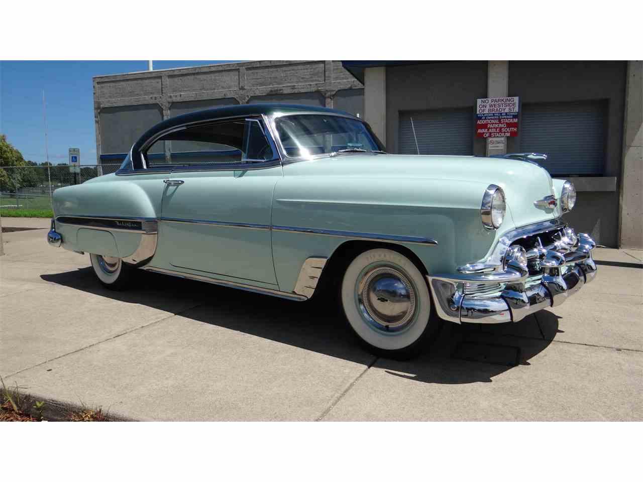 1953 Chevrolet Bel Air for Sale | ClassicCars.com | CC-967008