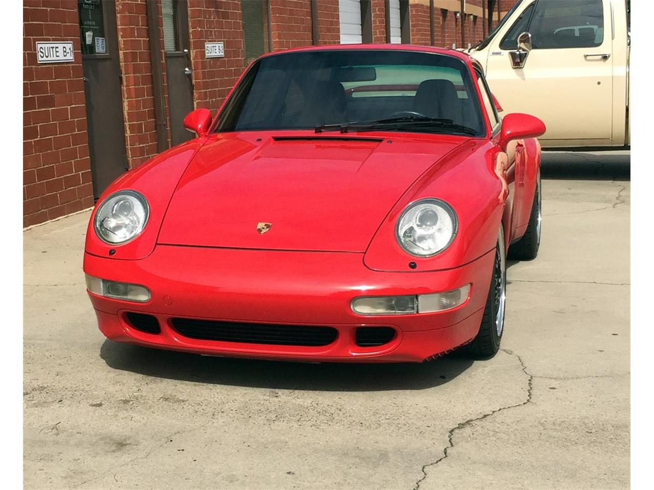 Large Picture of '96 911 Carrera - KQ5G