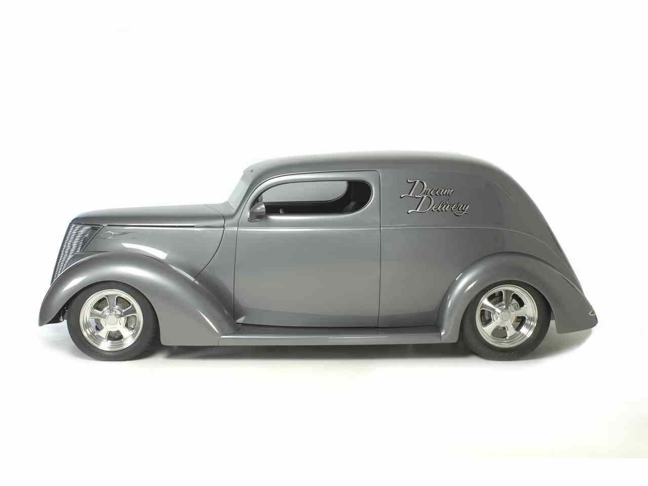 1937 Ford Custom Delivery Van for Sale | ClassicCars.com | CC-967023
