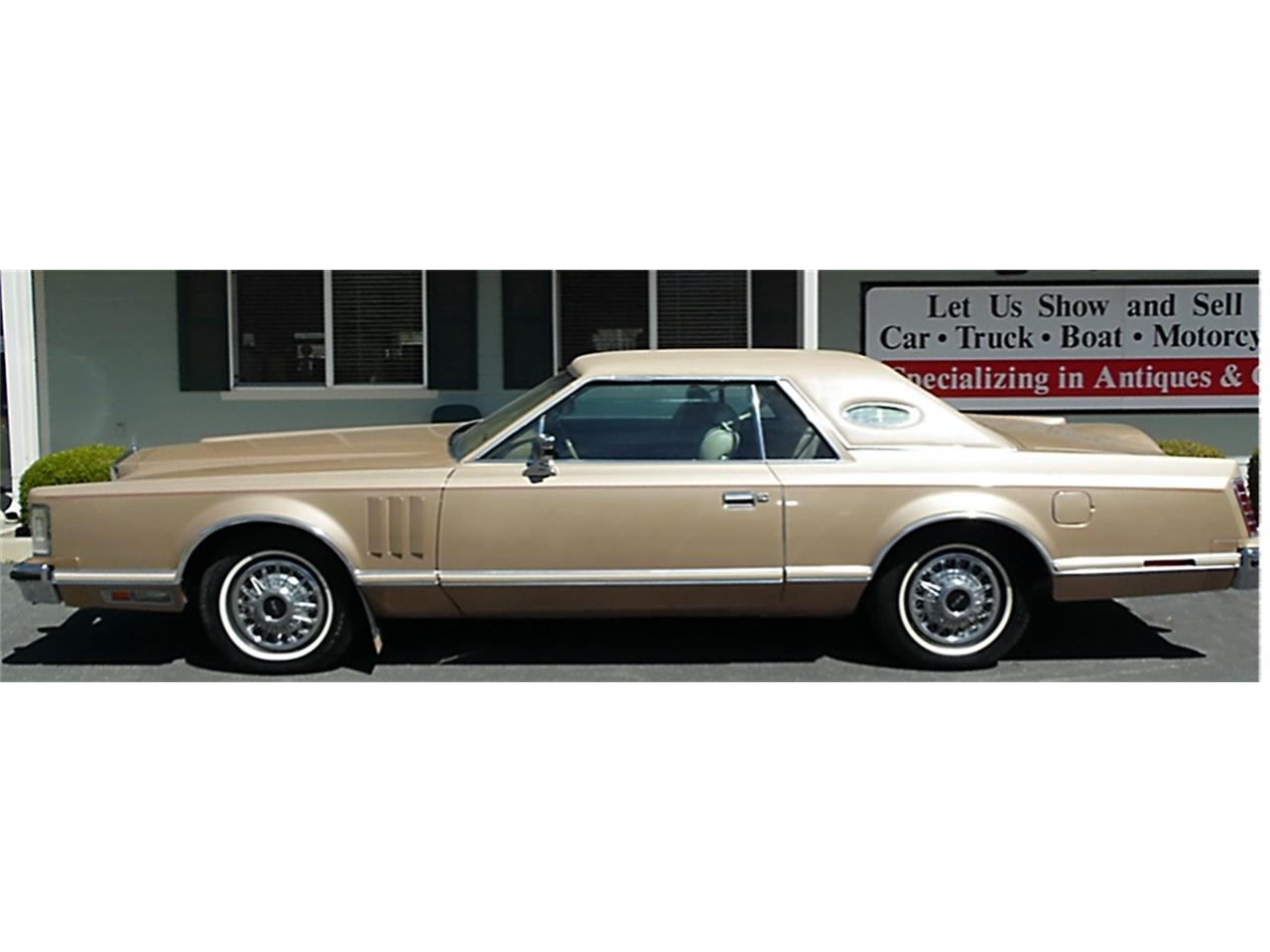 Large Picture of '79 Continental Mark V - KQ5T