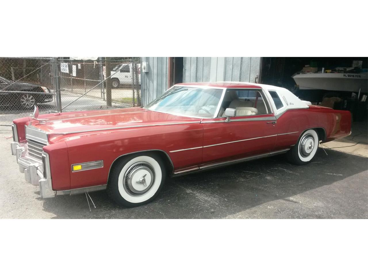 Large Picture of '78 Eldorado Biarritz Offered by a Private Seller - KQ5W