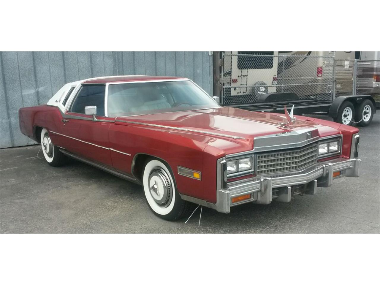 Large Picture of 1978 Cadillac Eldorado Biarritz - $12,500.00 Offered by a Private Seller - KQ5W