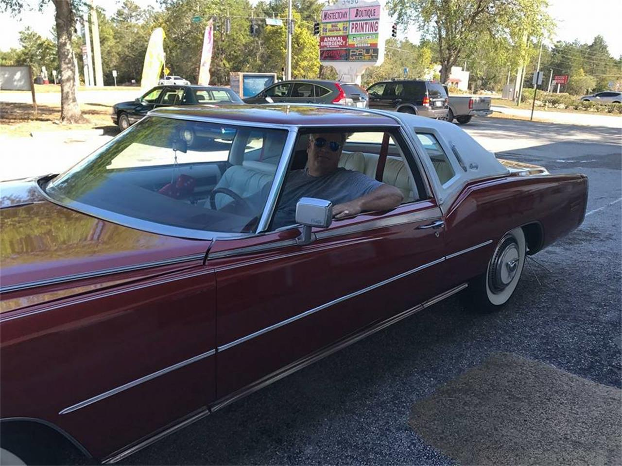 Large Picture of 1978 Cadillac Eldorado Biarritz located in Spring Hill Florida Offered by a Private Seller - KQ5W