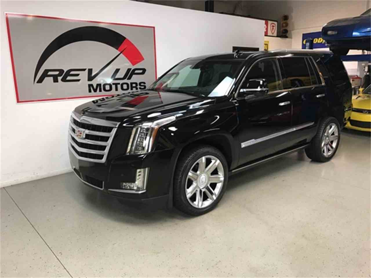 Large Picture of '16 Escalade located in Shelby Township Michigan - $64,995.00 - KQ6S