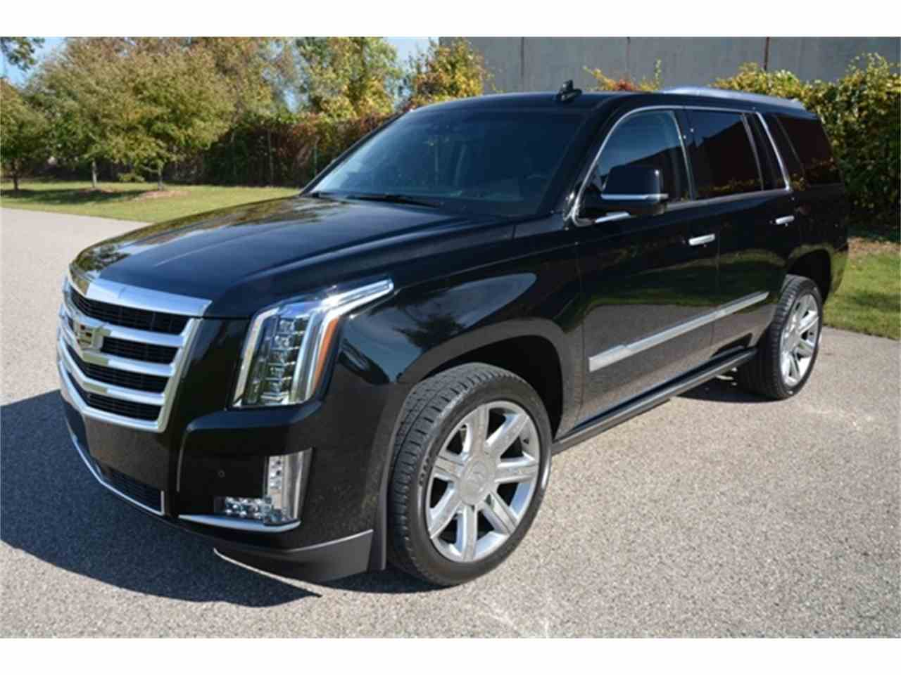 Large Picture of 2016 Cadillac Escalade - $64,995.00 - KQ6S