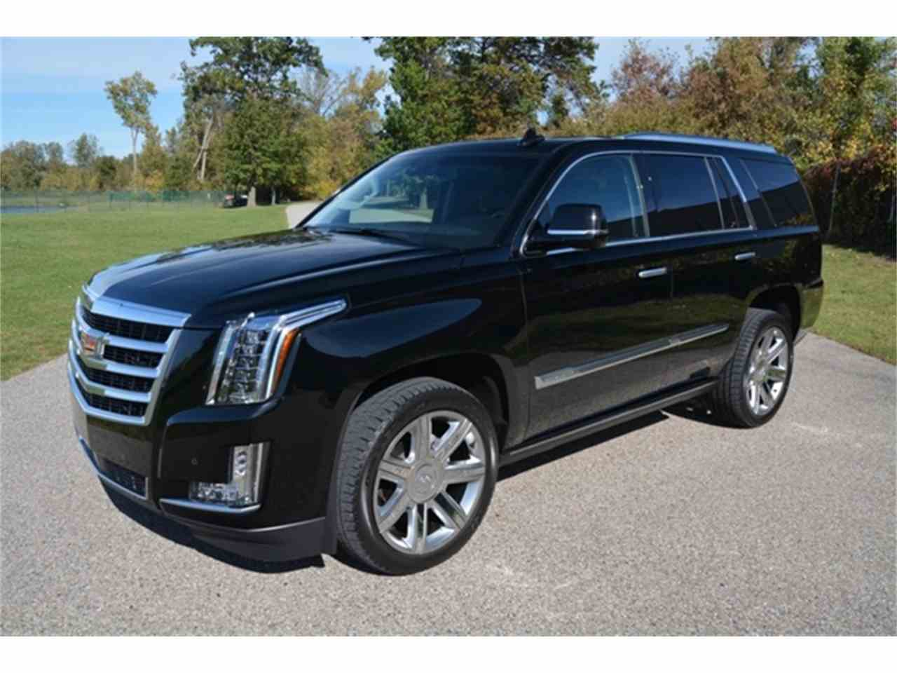 Large Picture of '16 Escalade located in Michigan - $64,995.00 Offered by Rev Up Motors - KQ6S