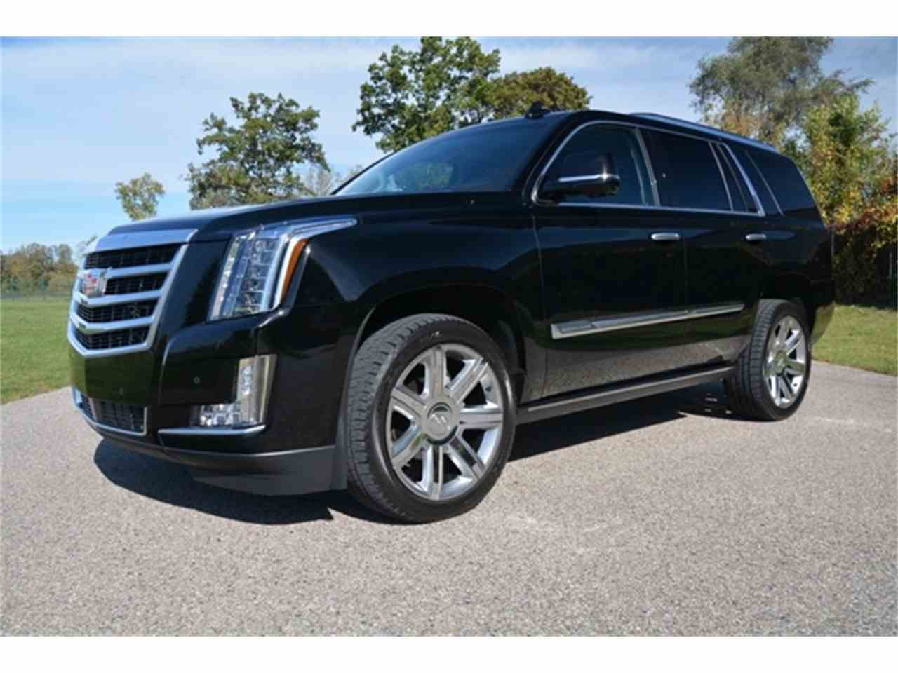 Large Picture of 2016 Escalade located in Shelby Township Michigan Offered by Rev Up Motors - KQ6S