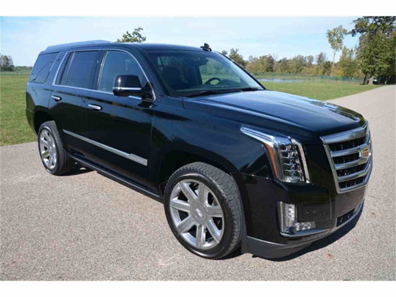 Large Picture of 2016 Cadillac Escalade Offered by Rev Up Motors - KQ6S