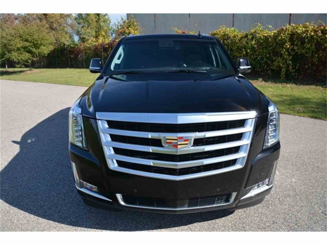 Large Picture of '16 Cadillac Escalade - KQ6S