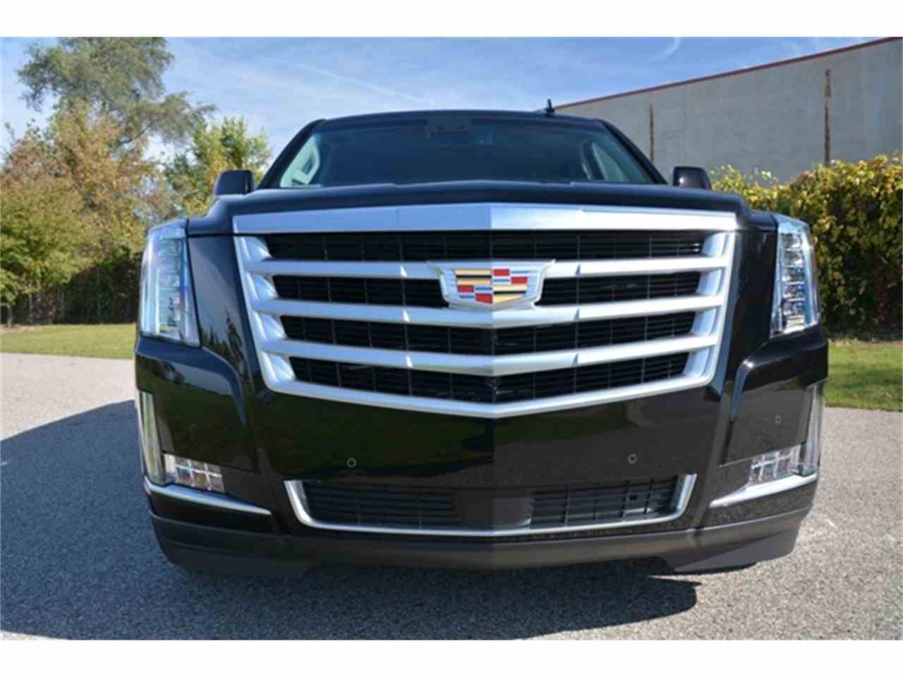 Large Picture of 2016 Cadillac Escalade located in Michigan - $64,995.00 - KQ6S