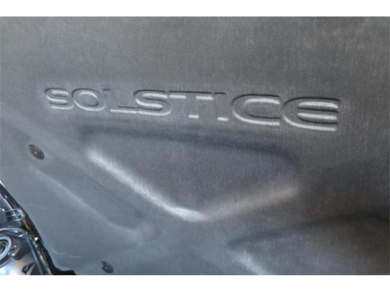 Large Picture of '09 Solstice - KQ7T