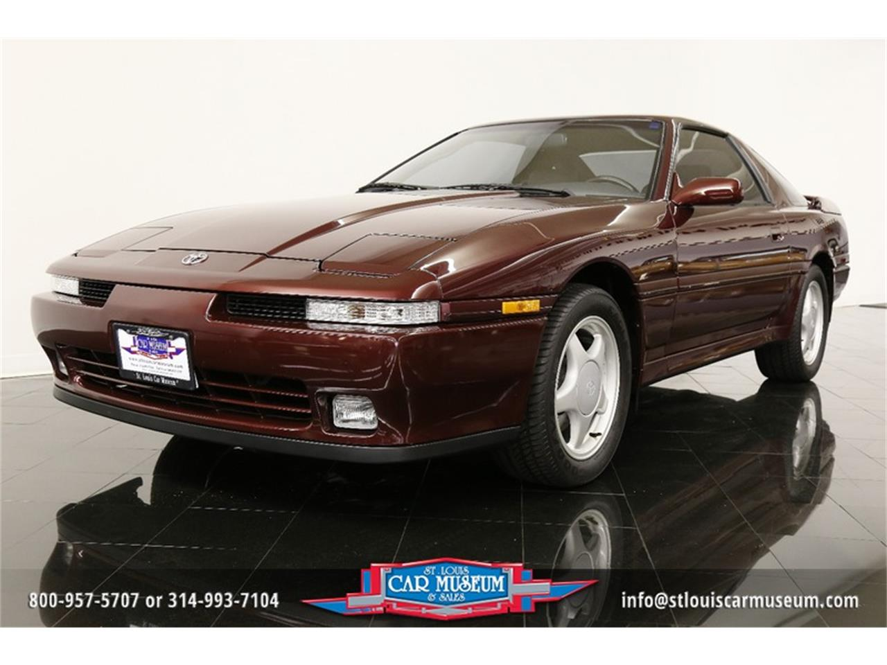 Large Picture of '91 Supra - KQ84