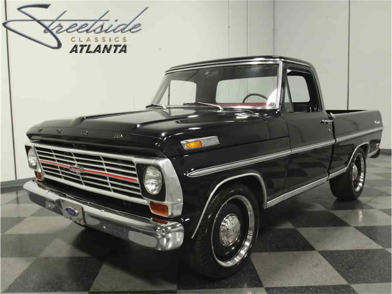 1969 Ford F100 For Sale