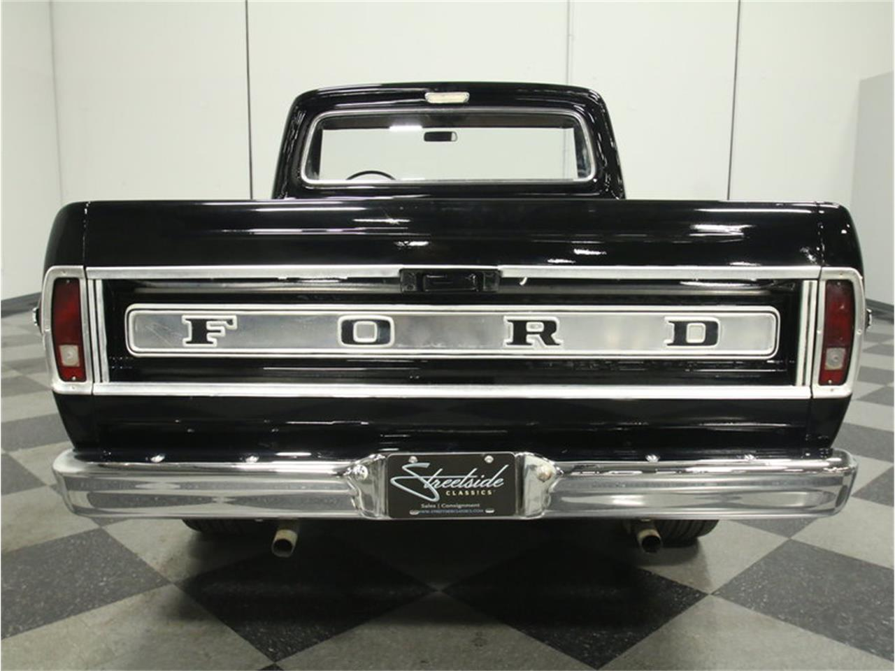 1969 Ford F100 For Sale Cc 967113 N Series Truck Large Picture Of 69 Kq89