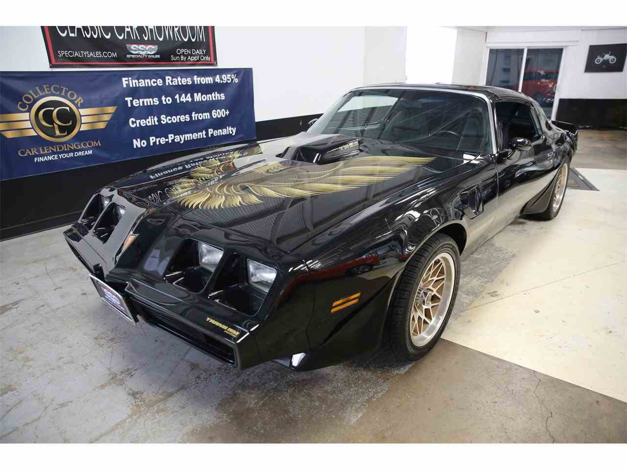 Large Picture of '79 Pontiac Firebird located in Fairfield California Offered by Specialty Sales Classics - KQ8J