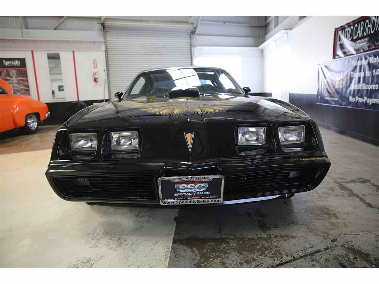 Large Picture of '79 Pontiac Firebird located in Fairfield California - KQ8J