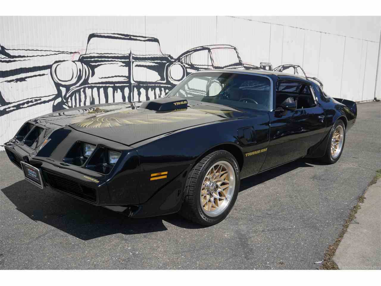 Large Picture of '79 Pontiac Firebird located in Fairfield California - $34,990.00 - KQ8J