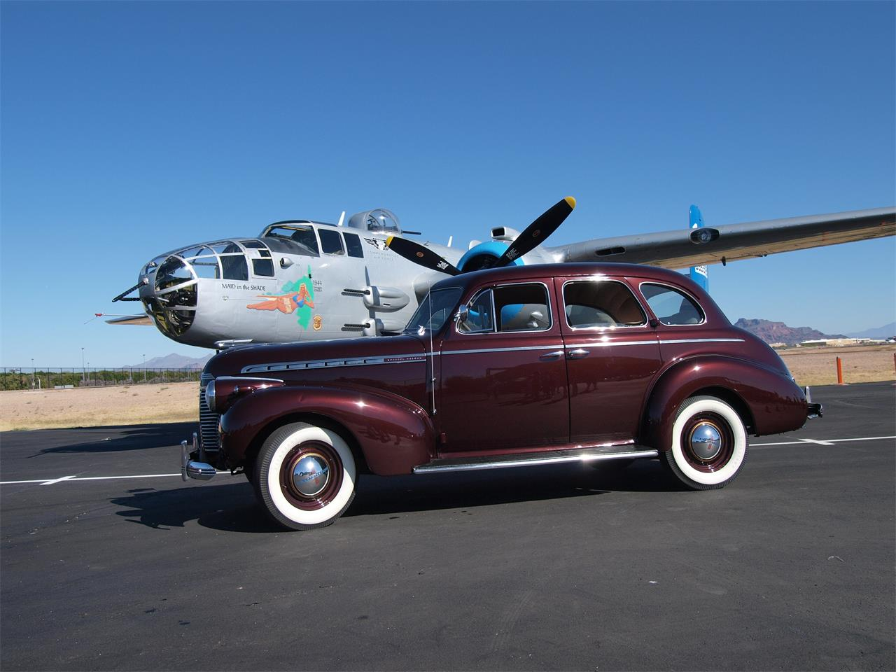 Large Picture of '40 Special Deluxe - KQ9D