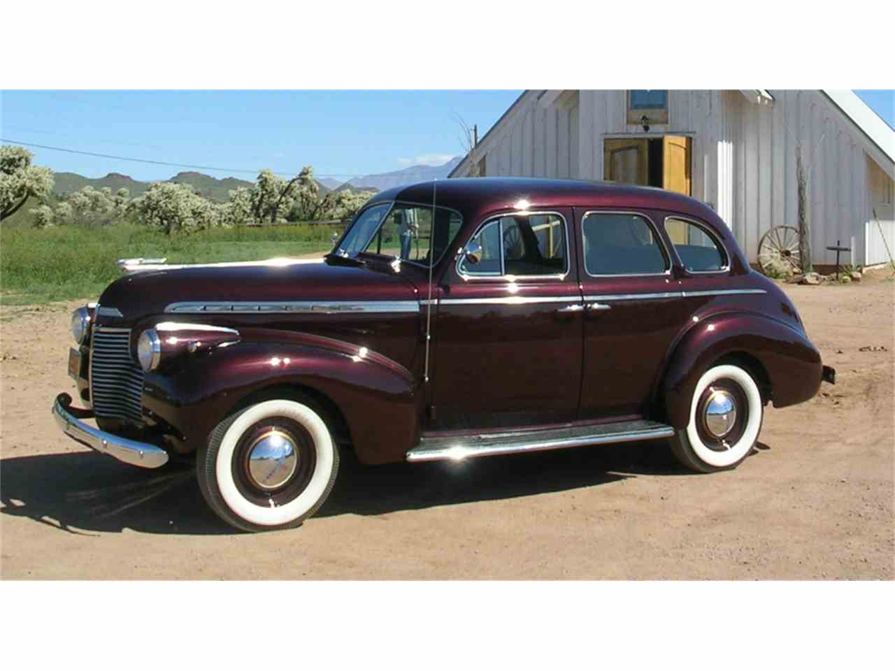 1940 Chevrolet Special Deluxe for Sale | ClicCars.com | CC-967153