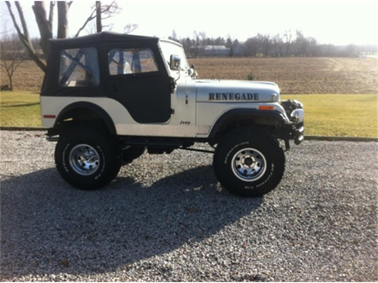 Large Picture of '75 Wrangler - KQ9E