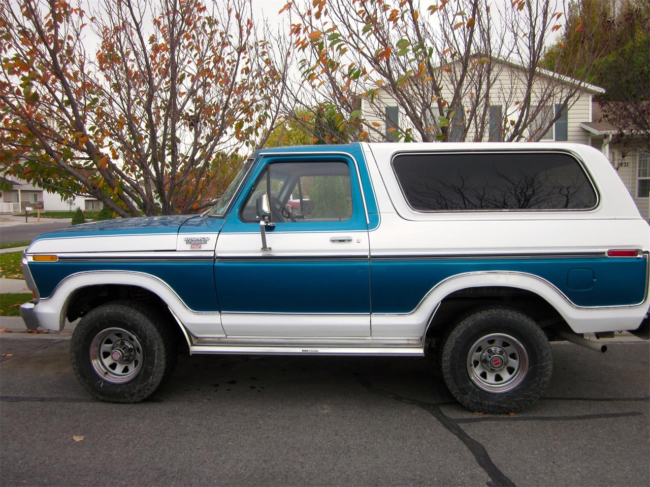 1978 Ford Bronco For Sale Cc 967155 Paint Jobs Large Picture Of Offered By A Private Seller Kq9f