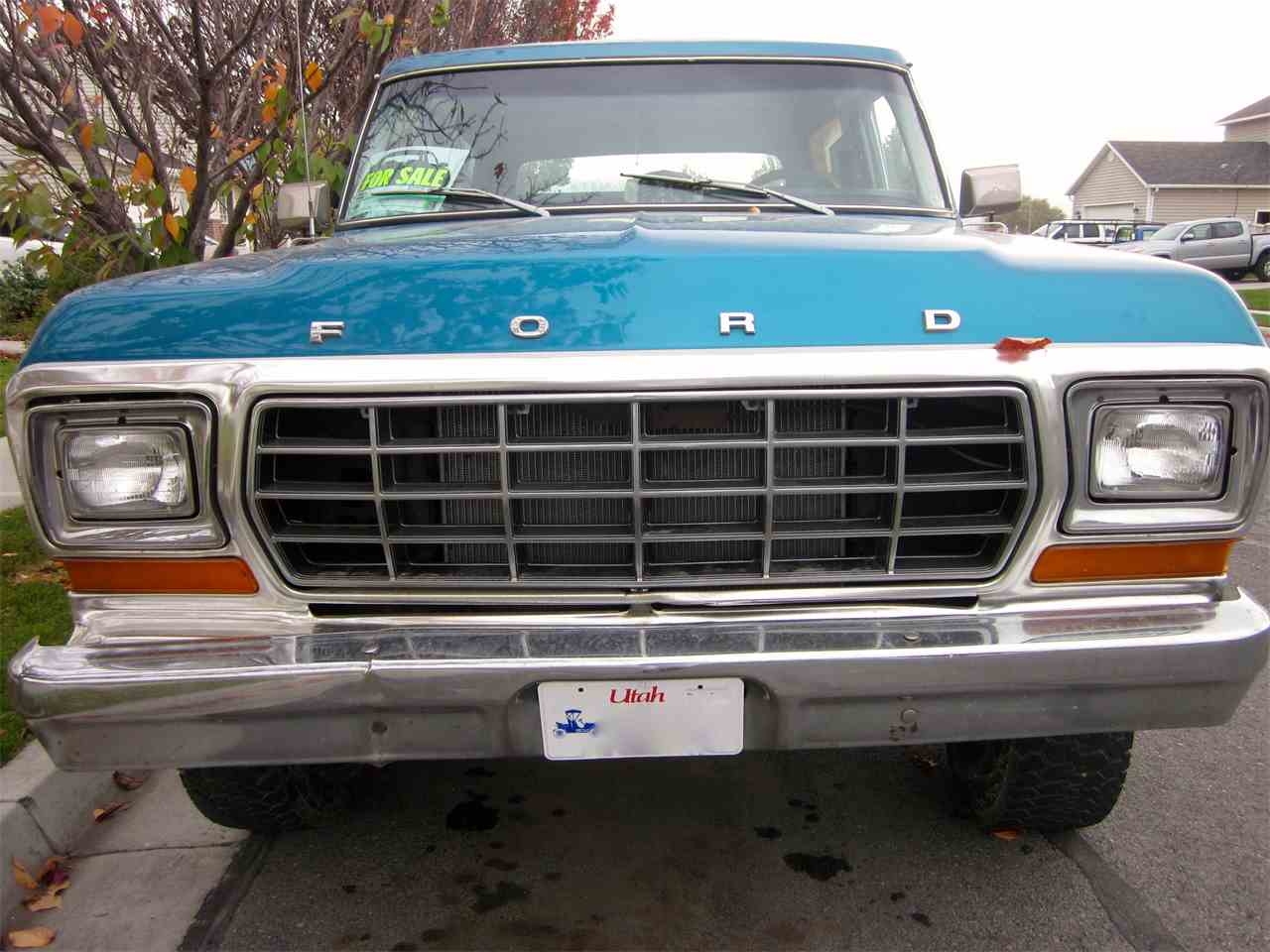 Large Picture of '78 Bronco - KQ9F