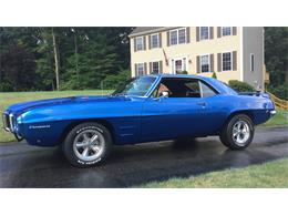 Picture of 1969 Pontiac Firebird located in Massachusetts - $45,900.00 Offered by a Private Seller - KQ9J