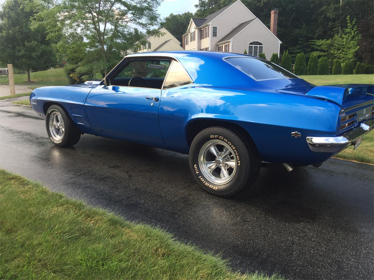 Large Picture of Classic 1969 Firebird located in Massachusetts - $45,900.00 Offered by a Private Seller - KQ9J