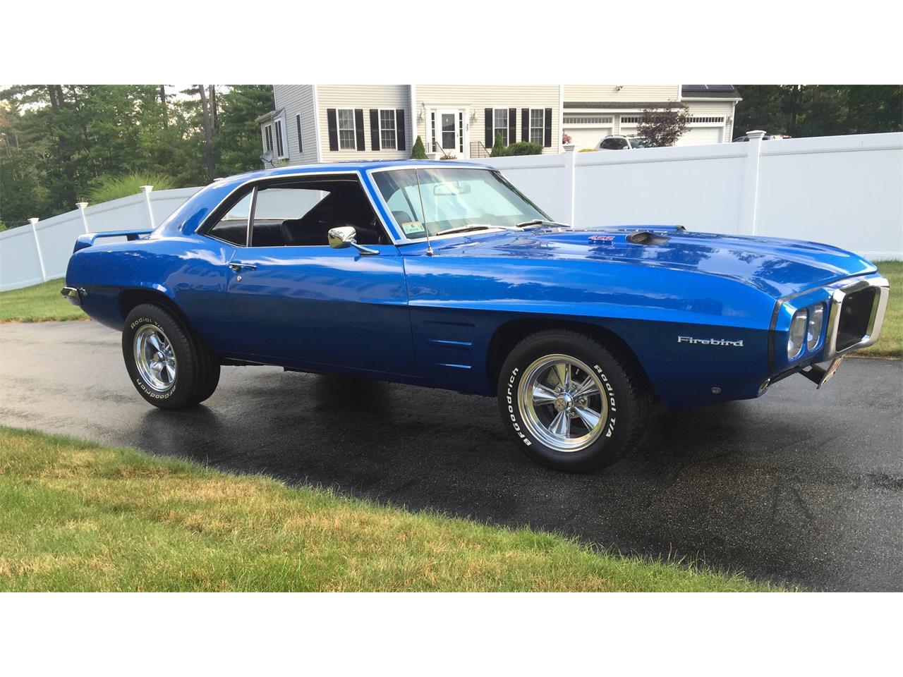 Large Picture of Classic '69 Pontiac Firebird - $45,900.00 - KQ9J