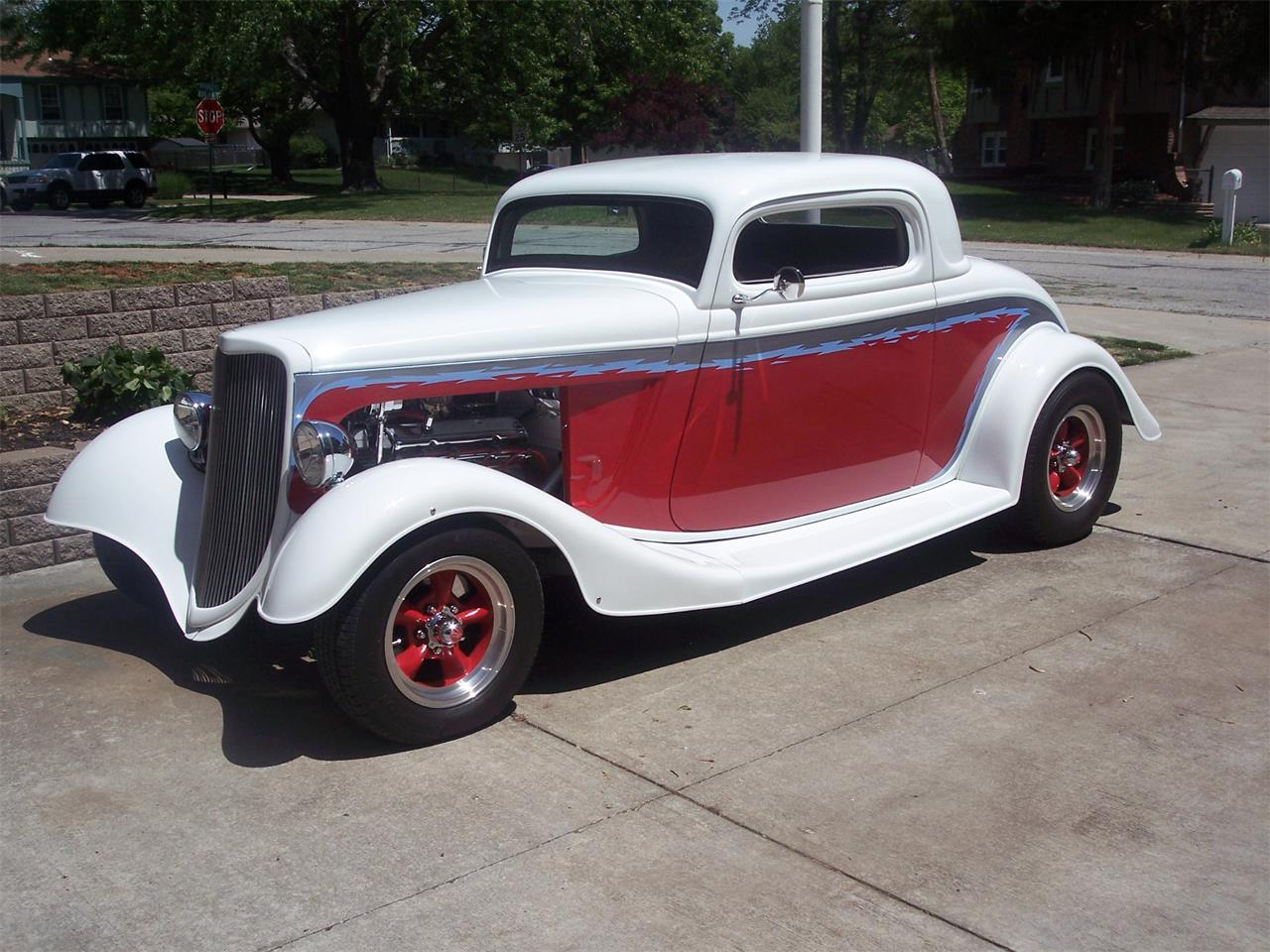 Large Picture of '34 Coupe - KQ9K